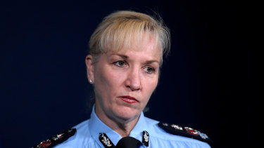 Queensland Police Commissioner Katarina Carroll says most people are doing the right thing.