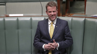 Dan Tehan has long been underestimated and regarded as a country bumpkin, despite his establishment roots.