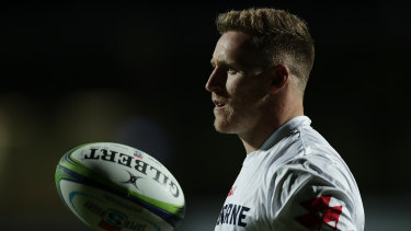 Reece Hodge will start at fullback for the Rebels this week.