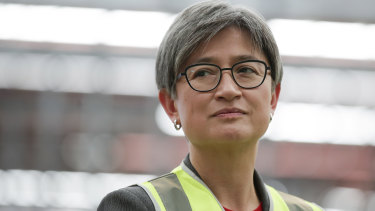"""Penny Wong previously said it """"goes without saying"""" that a Shorten government would back the fund, but the Party's latest climate policy does not commit to it."""