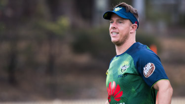 Raiders half Sam Williams has bulked up in the pre-season in a bid for one of the playmaking spots.