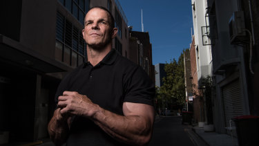 """People don't understand the effects of homophobia and the consequences"": Ian Roberts."