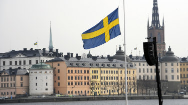 Even with negative interest rates, Sweden's economy has been sputtering.