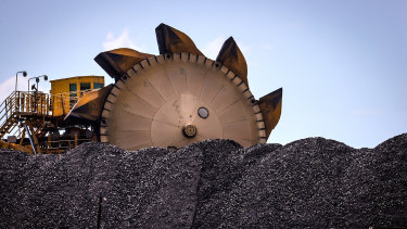 The price of physical coal cargoes in Newcastle have soared more than 50 per cent this year.