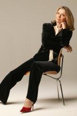 Fashion designer Carla Zampatti, pictured in 2004.