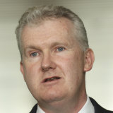 Tony Burke was environment minister when he charged taxpayers for the travel.