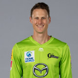 Thunder player Jonathan Cook was plucked from grade cricket and is on leave from his job at the NBN.