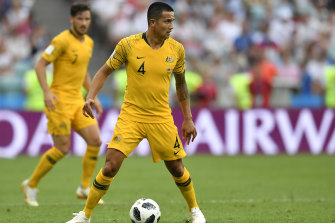 No Australian has scored more World Cup goals than Tim Cahill.