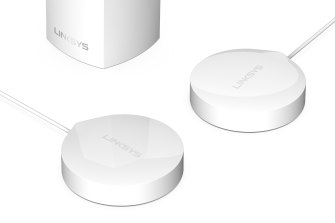 The Linkys Wellness Pods can monitor movement, from small actions like breathing to large ones like falling, nearby.