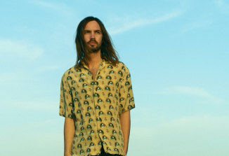Tame Impala's Kevin Parker is chasing a Hottest 100 win.