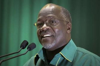 Tanzanian President ohn Magufuli was one of Africa's most prominent coronavirus sceptics.
