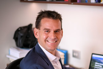Tom Ainsworth is the chief executive of Memories.
