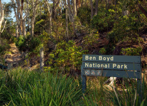 Environment Minister Matt Kean is looking into changing the name of Ben Boyd National Park.