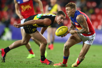 Brisbane Lions will host Richmond for direct entry to the preliminary finals.