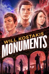 Monuments by Will Kostakis.