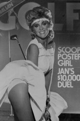 Stephenson was a star on and off the course in the 1970s and '80s.