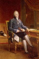 Statesman: Talleyrand.