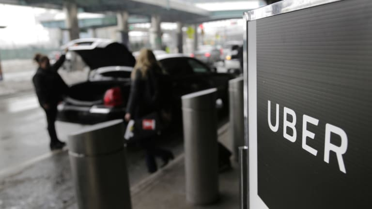 As part of the deal, Toyota is investing $US500 million in Uber.