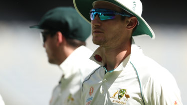 Cameron Bancroft provided resistance as his Australia A teammates collapsed against Pakistan.
