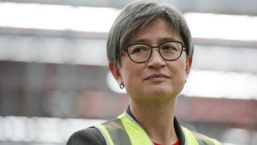 "Penny Wong previously said it ""goes without saying"" that a Shorten government would back the fund, but the Party's latest climate policy does not commit to it."