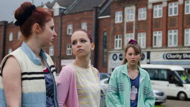 Watch Three Girls on Stan.