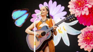 The real deal: Kacey Musgraves.