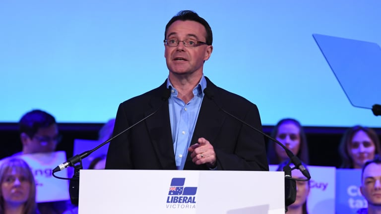 Shadow treasurer Michael O'Brien is considered front runner to take over the Victorian Liberal leadership.