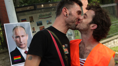Homophobia rising in European countries without same-sex marriage