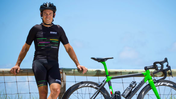 Robbie McEwen says Sydney is less dangerous for cyclists than expected