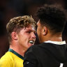 RA offers three solutions in Bledisloe scheduling stand-off