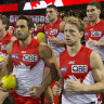 Sliding Swans down on Friday nights in 2020 AFL fixture