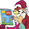 My daughter is an atheist ... who also believes in Santa Claus