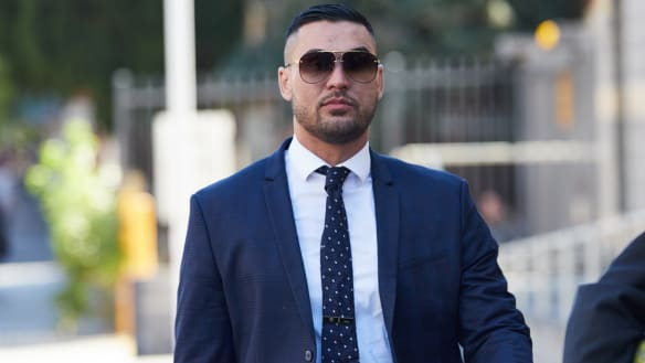 Salim Mehajer found guilty of intimidating estranged wife