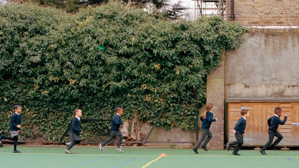 The life-changing program helping primary school kids run from obesity