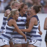 Geelong AFLW coach welcomes selection headaches