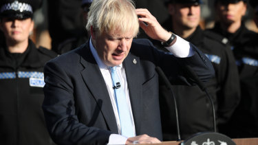 Boris Johnson broke the law by suspending parliament to avoid scrutiny of his Brexit plans, a British court has been told.