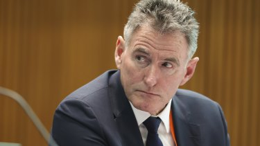 NAB chief executive Ross McEwan says the banks are prepared to support mass vaccination.