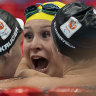 Going swimmingly: Australia strokes to double-digit medals in Paralympics pool