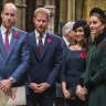 Two royal couples, one big Instagram conspiracy theory