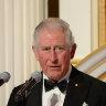 Australian bushfires like 'apocalyptic vision of hell', says Prince Charles