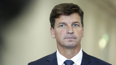 Angus Taylor's announcement was an attempt to refocus public attention on the government's election promise to make electricity more affordable.
