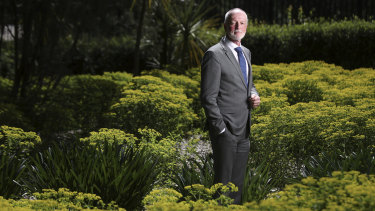 Germany's ambassador to Australia, Dr Thomas Fitschen.