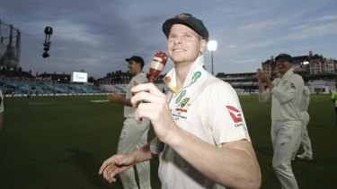Steve Smith was the difference between the two sides in the Ashes, and his return as captain is not far off.