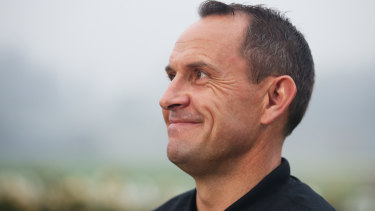 Chris Waller is chasing an elusive first Melbourne Cup.