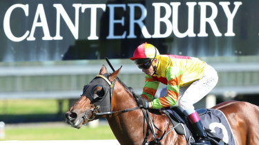 Racing returns to Canterbury on Wednesday for an eight-race card.