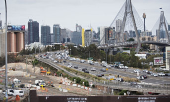 A $3 billion land sales target has been imposed on government departments to help bankroll future infrastructure.