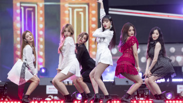 The claims are widespread. A member of South Korean K-Pop girl group (G)I-dle has also been accused.