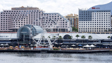 The bad: Darling Harbour was a city precinct that did not last more than 30 years, architect Laura Harding, said.