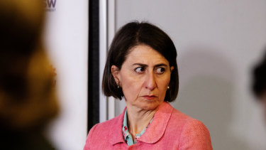 An inquiry found NSW Premier Gladys Berejiklian was one of the ultimate approvers of funds dispersed under a $252 million pork-barrelling scheme.