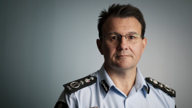 AFP Commissioner Reece Kershaw says he expects the AFP to be finding its own foreign interference cases.